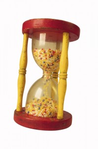 Use a timer to help you write blog posts faster