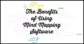 The benefits of using mind mapping software