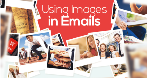 why and how to use images in email