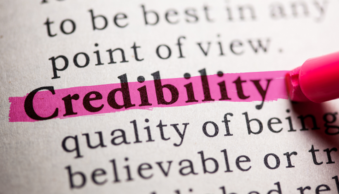 How to Gain Credibility as a Blogger