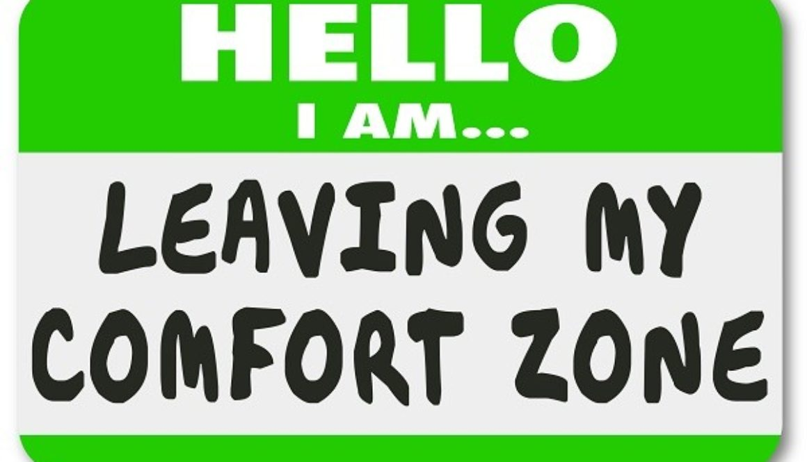 5 Easy Steps to Leaving Your Content Creation Comfort Zone