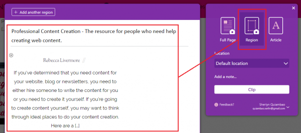 How to Do Book and Blogging Research with OneNote